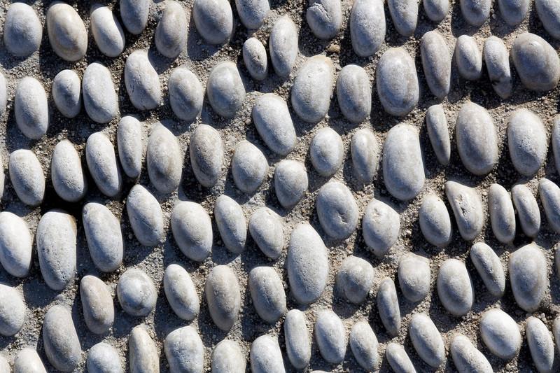 Das Gestein bestimmt den Preis eines Steinteppichs