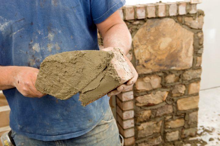 Steinwand Hinter Kaminofen Erstellen Anleitung In 4 Schritten