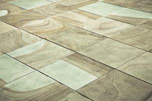 Stelzlager Beton Platten