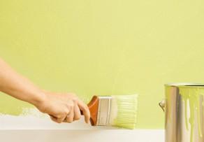 streichen mit muster anregungen und tipps. Black Bedroom Furniture Sets. Home Design Ideas