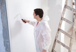 streichen ohne tapete kein problem arbeitsschritte. Black Bedroom Furniture Sets. Home Design Ideas