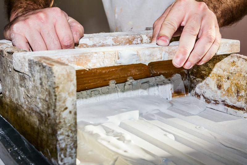 Stuckleisten selber machen » Anleitung in 3 Schritten