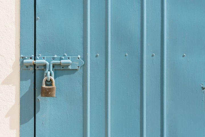 Tür Querriegel selber bauen