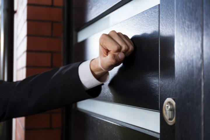 Geliebte Tür dämmen » Anleitung, Tipps und Tricks LA05