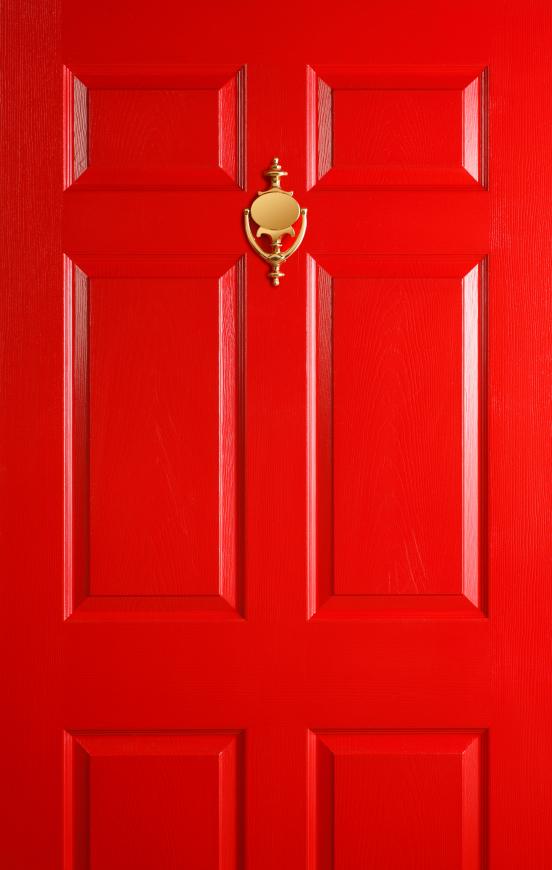 Tür spachteln » Anleitung in 4 Schritten