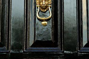 Türen abschleifen