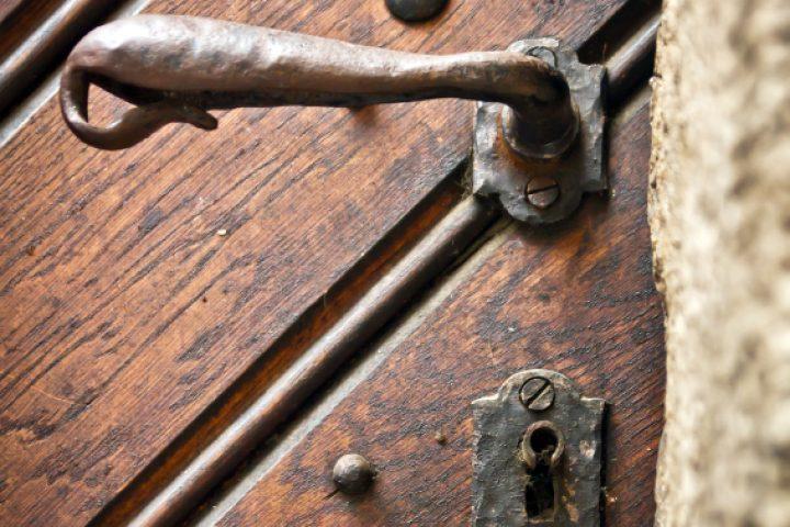 Türen lasieren