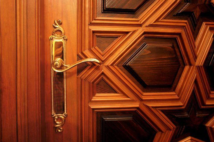 Türen restaurieren