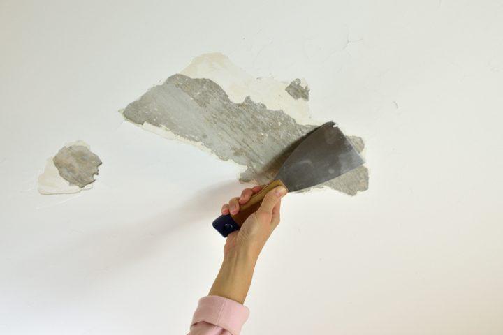 Tapete Reparieren tapete spachteln » wann und wie wird's gemacht?