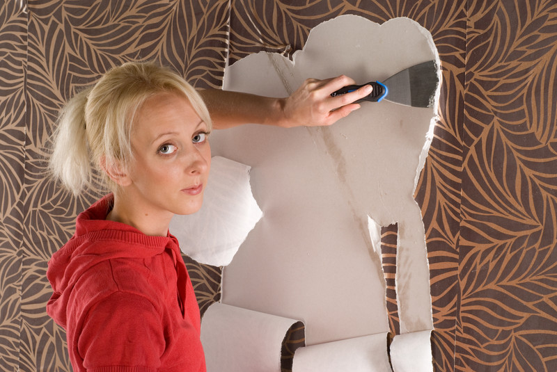 tapetenkleister entfernen anleitung in 3 schritten. Black Bedroom Furniture Sets. Home Design Ideas