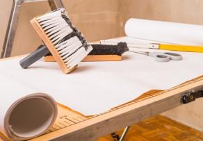 tapezieren preise richtwerte f r verschiedene tapeten. Black Bedroom Furniture Sets. Home Design Ideas