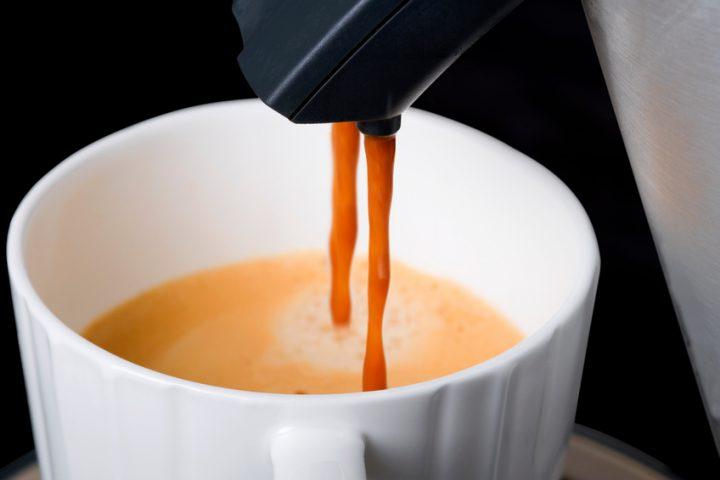 Tassimo Kaffeemaschine entkalken