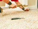 Teppichboden lose mit Randfixierung verlegen