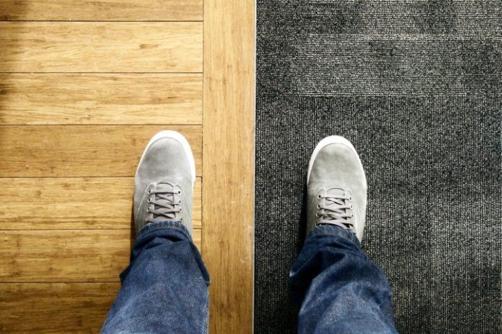 Laminat oder Teppich