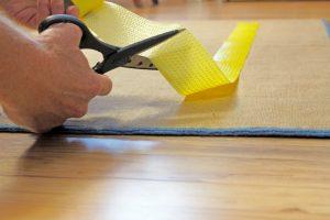 Teppich schlägt Wellen