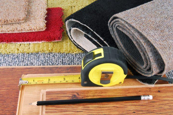 Teppich unter Laminat