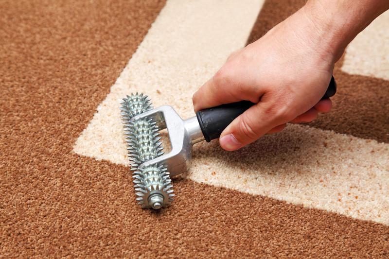 Bekannte Teppichboden selber verlegen » Schrittweise Anleitung FK97