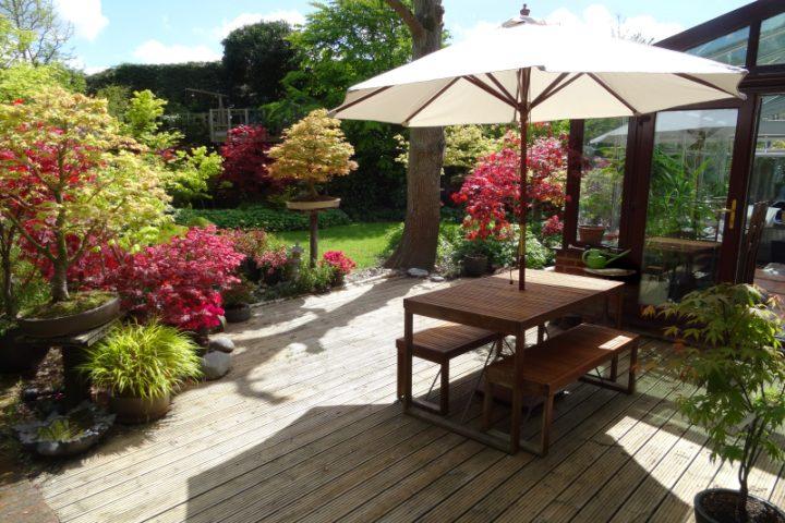 Terrasse Holz oder WPC