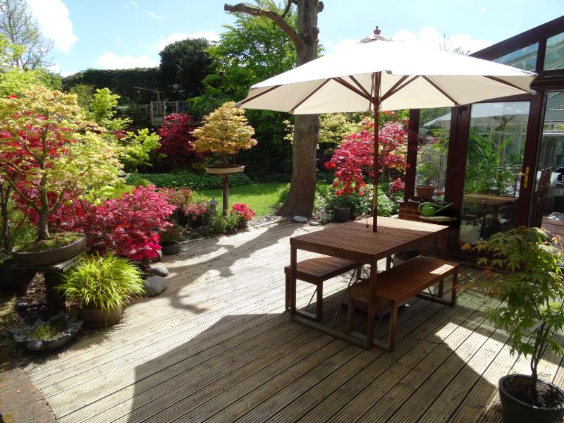 terrasse aus holz oder wpc eine entscheidungshilfe. Black Bedroom Furniture Sets. Home Design Ideas