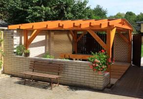 Terrassenüberdachung aus Holz, ein Kaufratgeber