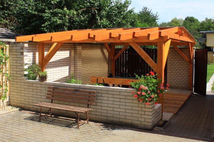 Gut bekannt Terrassenüberdachung bauen » Infos zur Genehmigung LG71