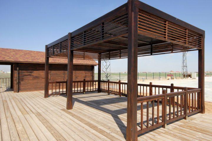 Sehr Terrassenüberdachung bauen » Infos zur Genehmigung HX22