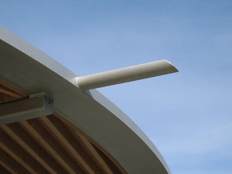 Terrassenüberdachung bauen » So wird\'s gemacht
