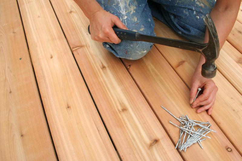 Atemberaubend Terrassendielen richtig verlegen - 4 Schritt Anleitung #OV_57