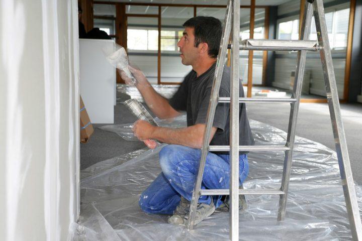 Tipps zum Wohnung streichen