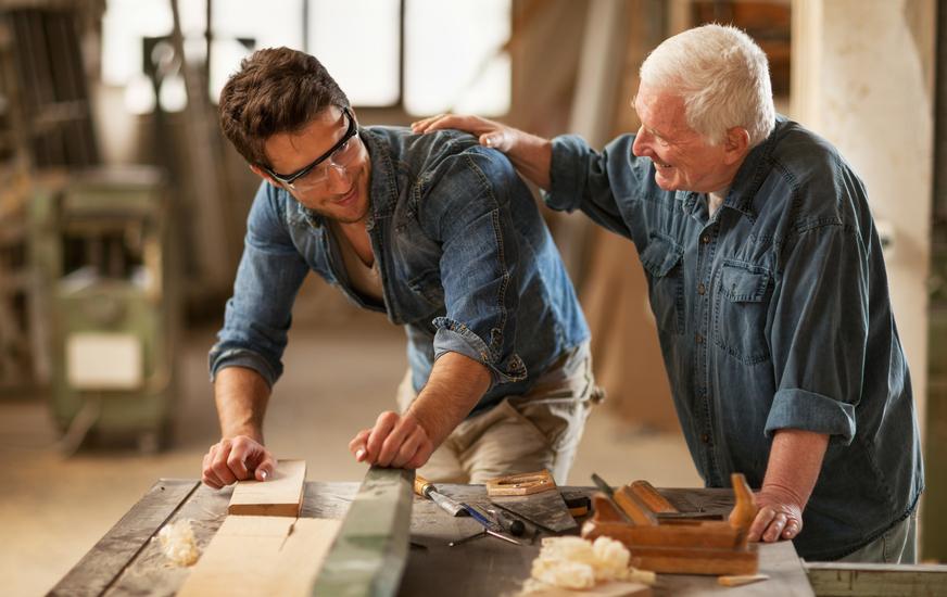 Esstisch Verlängerung Selber Bauen tisch verlängern » so geht's in 4 schritten