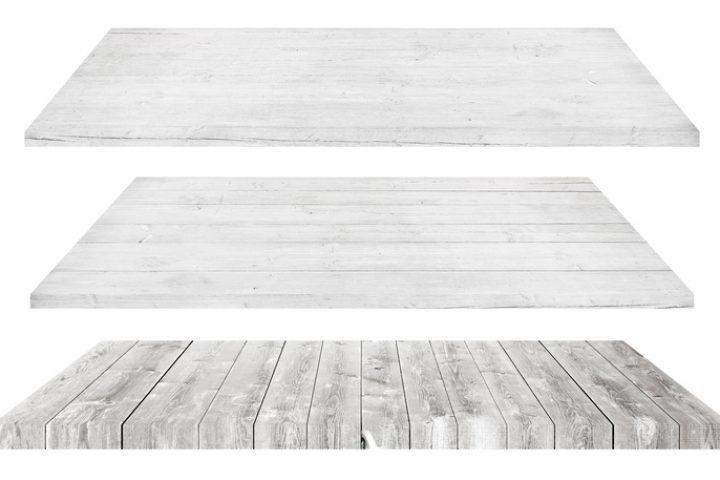 Tischplatte Stärke
