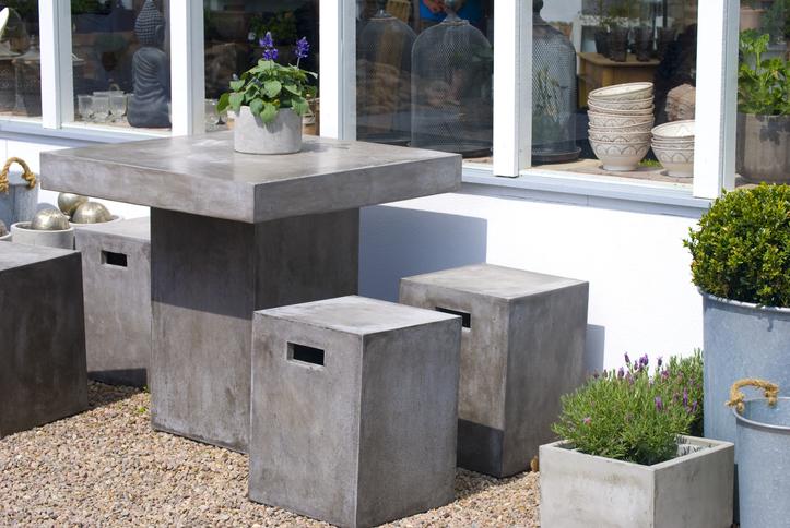 tischplatte aus beton eigenschaften und vorteile. Black Bedroom Furniture Sets. Home Design Ideas