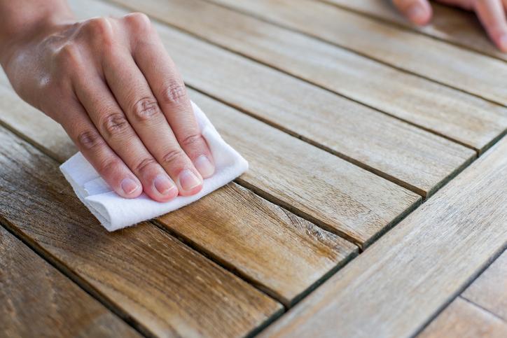 Geölten Tisch Pflegen ~ Tischplatte behandeln » So pflegen Sie Ihren Tisch richtig