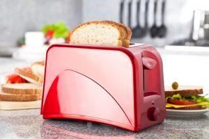 Toaster Aufbau