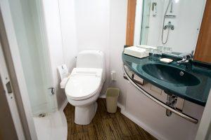 Toilette Spülkasten undicht