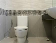 Badumbau toilette versetzen