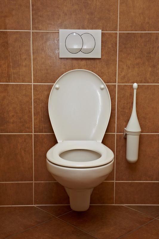 Die Toilettenspülung ist zu schwach