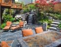Treppe Terrasse Garten