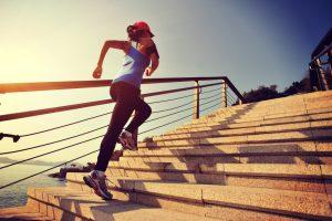 Treppe Unterschneidung
