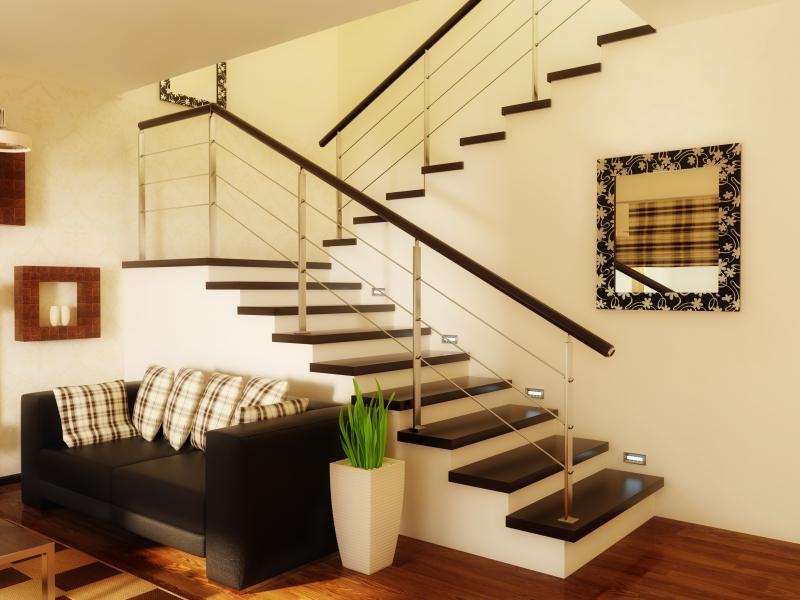 Bauen » Treppen