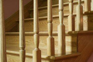 Treppe abbeizen