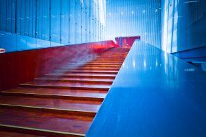 Treppe beschichten