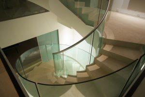 Treppe dämmen
