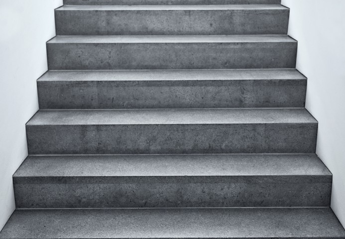 Treppe Geschlossen Und Offen Vor Nachteile