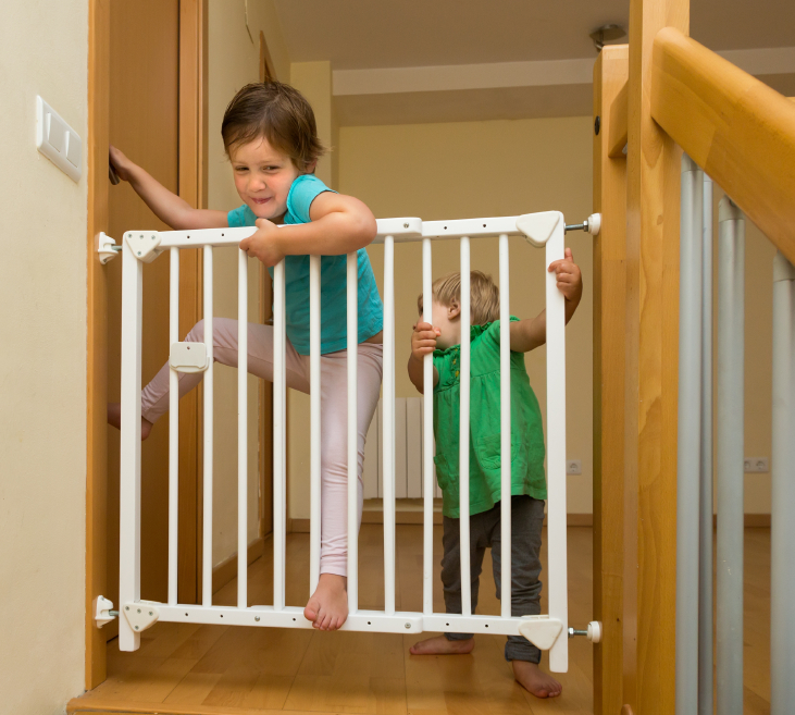 Treppe sichern wie wann macht man das for Cancelletto bambini