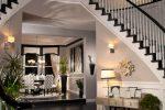 Treppe spachteln