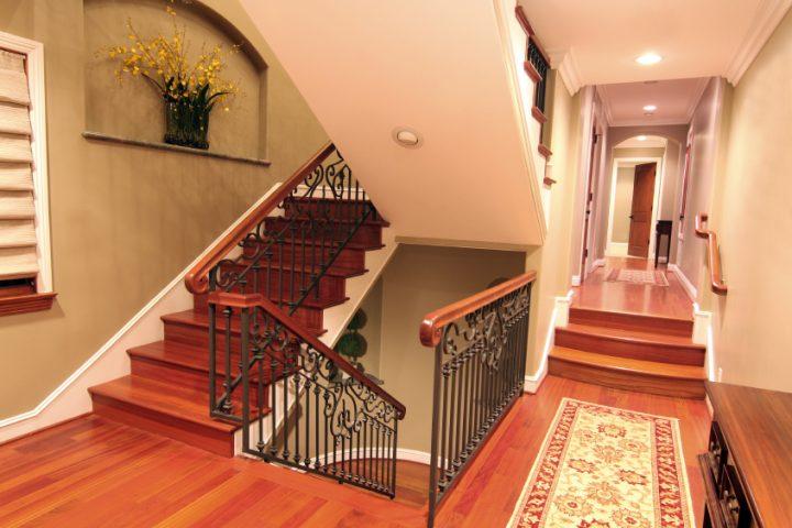 Treppe verschönern