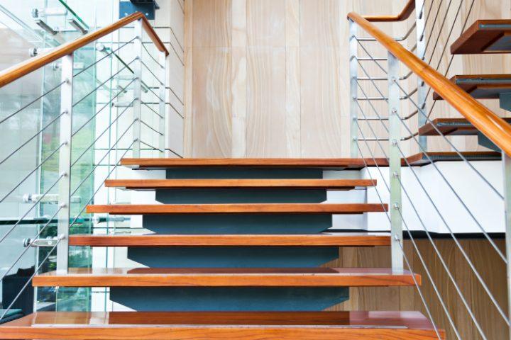Treppe versiegeln