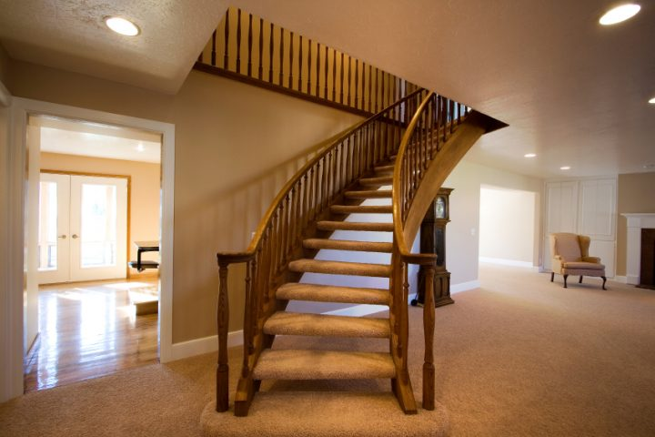 Treppen Teppich entfernen