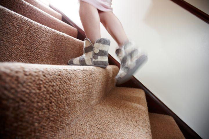 Treppen Teppich verlegen Preise